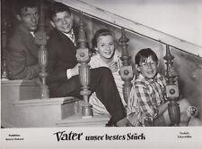 Vater unser bestes Stück (Kinof. '57) - Ewald Balser/ Heidi Brühl /Roland Kaiser