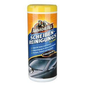 Armor All® 0,35€/Einheit Scheiben-Reinigungstücher 30 Tücher 37025L Autoscheibe