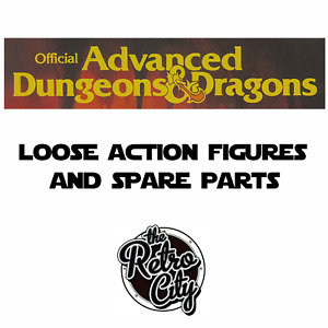 Vtg Advanced Dungeons & Dragons 1980s Action Figures & Accessories LJN
