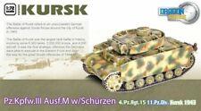 Dragon Armour 1/72 Panzer III Ausf.M w/Schurzen  4/PzRgt.15 11PzDiv. Kursk 60623