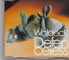 Waldeck-Defenceless cd maxi single