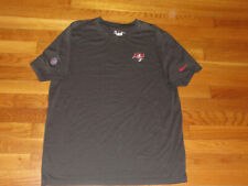 Nike Dri-Fit Tampa Bay Buccaneers Short Sleeve Jersey Mens Large Excellent