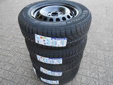 Winterreifen auf Stahlfelgen Michelin Alpin A6 195/65R15 VW Golf V / VI , Caddy