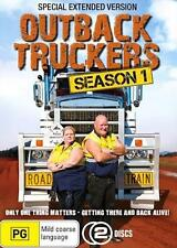 Outback Truckers : Season 1 : NEW DVD