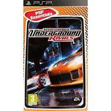 Essentials Need for Speed Underground Rivals Game PSP
