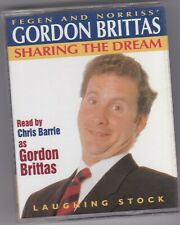 GORDON BRITTAS: SHARING THE DREAM BY JONATHAN RICE 2 CASSETTE AUDIOBOOK