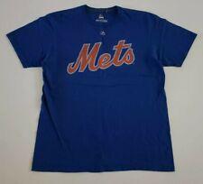 New York Mets Dwight Gooden Jersey Type T-Shirt By Majestic Triple Peak/MLB!