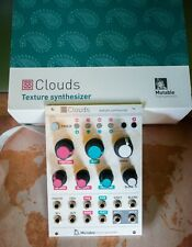 Mutable Instruments Clouds Eurorack Texture Synthesizer
