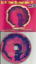 Passport UDO LINDENBERG NINA HAGEN Let the Sunshine in MIXES CD Uwe Ochsenknecht
