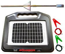 Solar Electric Fence Energiser ShockRite SRS02  0.2J Fencer