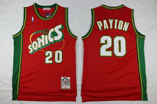 the latest 8b73f 2d712 Seattle Supersonics Red NBA Jerseys for sale   eBay