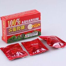 36pcs Dioxide CO2 Aquarium Carbon Fish Tablet Diffuser For Plants Tank
