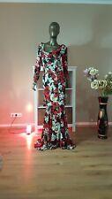Dolce & Gabbana Damen Maxi Kleid Gr 32/34 Neu Original! Besonderes Seide Angebot