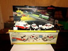 Dinky 297 Police Vehicles Gift Set All Original Very Good Boxed