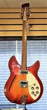 Rickenbacker 330 12 string Electric Guitar with Case Fireglo Finish