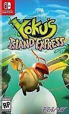 Yoku's Island Express - Nintendo Switch Edition* BRAND NEW* FREE SHIPPING*