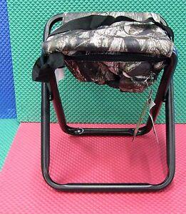 Allen Next Camo Folding Seat w/Zippered Storage Pouch 5805
