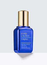 Estee Lauder Enlighten Dark Spot Correcting Night Serum All Skintypes 1.7 oz NEW