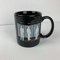 Star Trek Coffee Mug 40th Anniversary Black Cup
