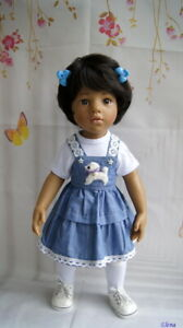 """OUTFIT FOR My Meadow 18"""" Dolls Gotz ,Bailey, Saffi and Sylvia-Scarlet"""
