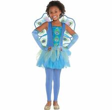 Amscan Princess Peacock Halloween Costume for Girls, Large, with Included...