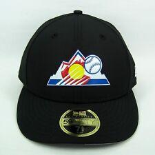 New Era Men's MLB Colorado Rockies Team Batting Practice 5950 Fitted Cap - 7 5/8