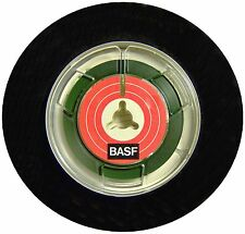 "NEW 1/4"" BASF GREEN LEADER TAPE / REEL TO REEL TAPE DECK ACCESSORY"