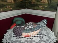 DECORATIVE  DECOY DUCKS NEW NICE GIFT IDEA!!! MALLARDS