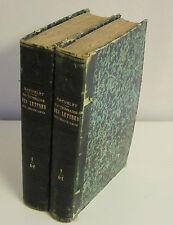 Dictionnaire général des lettres, des beaux arts, ... Bachelet Dezobry 1862