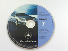 1999 2000 Mercedes S320 S420 S500 S600 C Navigation # 7 NEW ENGLAND CT VT  MA