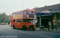 London Transport RM1149 Golders Green 1979 Bus Photo