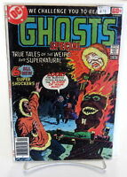 *Ghosts LOT #7, 14-111, + Special ('78)! SCARCE! (DC, '72-'80, 34 Books) 25% OFF