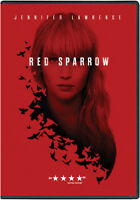Red Sparrow [New DVD]