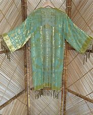 Kimono Jacket,devore jacket,duster jacket,Fringe,velvet kimono,burnout Kimono