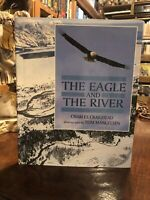 1st edition 1st printing The Eagle And The River!! Tom Mangelsen Photography!!