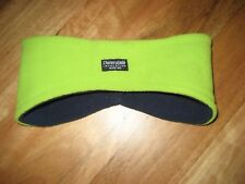 LOVELY GREEN EXTREME SPORT CHILDREN'S THINSULATE HEADBAND BY CRANE AGE 3-7 YRS