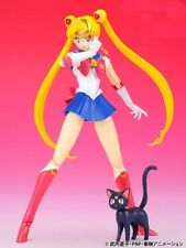 SAILOR MOON FIGURE Action FIGUARTS BANDAI 1st FIRST EDITION Rare FIGURES Boxed