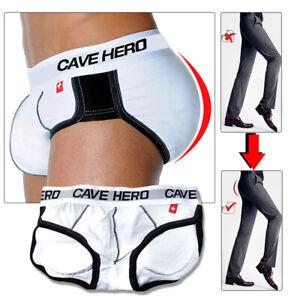 Mens Butt Lift Padded Enhancer Underwear Bottom Lifter Buttock Pad Booster Boxer
