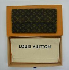 Louis Vuitton Geldbörse Portemonnaie Monogram