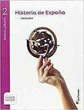 (ARG).(16).HISTORIA ESPAÑA 2ºBACH.(+CUAD.EVAL) *ARAGON*. ENVÍO URGENTE (ESPAÑA)