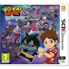 Yo-kai Watch 2 Psychic Specters Nintendo 3ds Game
