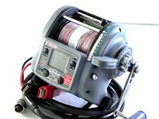 Miya Epoch COMMAND X-4,CX-4 HP Big-game Electric reel +Used PE line Very good!!