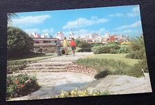 POSTCARD: (PLX2927): SOUTH PARADE AND ORIENTAL GARDENS: SOUTHSEA: POSTED