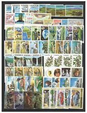 Lesotho 16 Different Stamp Sets All Mint Unhinged MUH 67 Stamps Lot 1