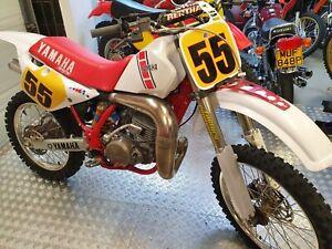 1993 YAMAHA WR500, Classic EVO Motocross
