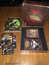 World of Warcraft Mists of Pandaria Collector's Edition (Windows/Mac, 2012)
