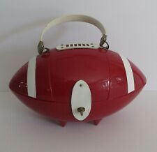 1959 Extremely Rare Football Lunchbox Gem Mint Unused This is Rare !!!!