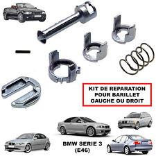 Kit de Réparation SERRURE Barillet Porte Conducteur ou Passager BMW Serie 3 E46