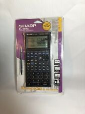 NEW Sharp EL-9600c Graphing Calculator