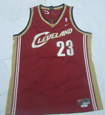 LeBron James Cleveland Cavaliers Rookie Jersey 2003-04 Nike Swingman XL